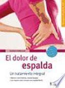 libro El Dolor De Espalda