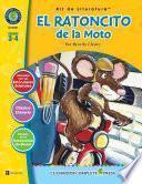 libro El Ratoncito De La Moto   Kit De Literatura Gr. 3 4