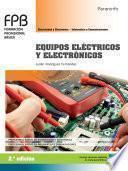 libro Equipos Eléctricos Y Electrónicos 2.ª Edición 2018