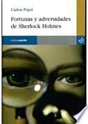 libro Fortunas Y Adversidades De Sherlock Holmes