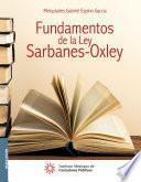libro Fundamentos De La Ley Sarbanes Oxley