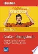 libro Großes Übungsbuch Spanisch