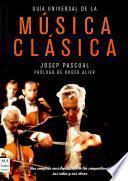 libro Guia Universal De La Musica Clasica