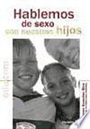 libro Hablemos De Sexo Con Nuestros Hijos