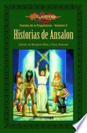 libro Historias De Ansalon