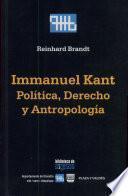 libro Immanuel Kant