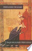 libro Inquisiciones Peruanas