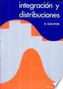 libro Integración Y Distribuciones