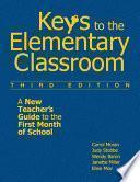 libro Keys To The Elementary Classroom