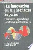 libro La Innovación En La Enseñanza Superior