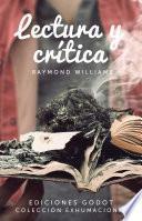 libro Lectura Y Crítica