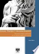 libro Legal Project Management