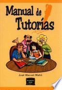 libro Manual De Tutorías