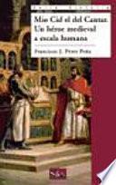 libro Mio Cid El Del  Cantar