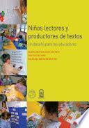 libro Niños Lectores Y Productores De Textos
