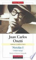 libro Novelas I (1939 1954)
