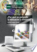 libro ¿por Qué Va Ganando La Educación A Distancia?