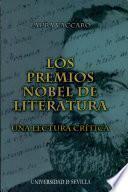 libro Premios Nobel De Literatura