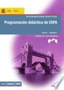 libro Programación Didáctica De Espa. Programaciones Didácticas. Nivel I   Módulo I. Ámbito De Comunicación