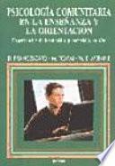 libro Psicología Comunitaria En La Enseñanza Y La Orientación