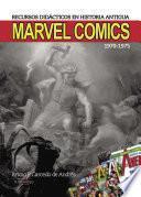 libro Recursos Didácticos En Historia Antigua. Marvel Comics 1970 1975