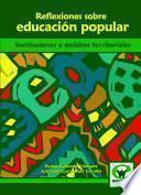 libro Reflexiones Sobre Educación Popular