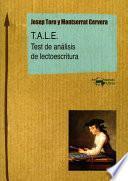 libro T.a.l.e.