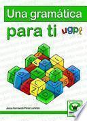 libro Una Gramática Para Ti