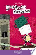 libro Joaquín Espadachín