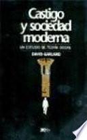 libro Castigo Y Sociedad Moderna