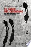 libro El Saber Del Ciudadano