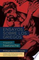 libro Ensayos Sobre Los Griegos