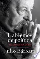 libro Hablemos De Política