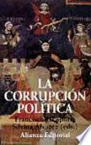 libro La Corrupción Política