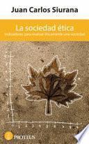 libro La Sociedad ética
