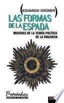 libro Las Formas De La Espada