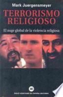 libro Terrorismo Religioso