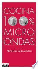 libro Cocina 100% Microondas