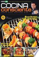 libro Cocina Consciente 12   Todo A La Parrilla