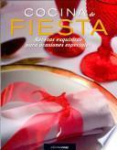 libro Cocina De Fiesta