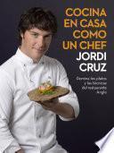 libro Cocina En Casa Como Un Chef