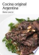 libro Cocina Original Argentina