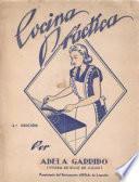 libro Cocina Práctica