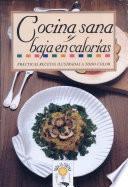 libro Cocina Sana Y Baja En Calorías