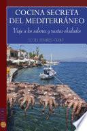 libro Cocina Secreta Del Mediterráneo