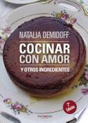 libro Cocinar Con Amor