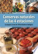 libro Conservas Naturales De Las 4 Estaciones
