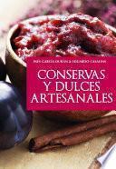 libro Conservas Y Dulces Artesanales