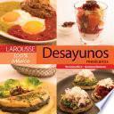 libro Desayunos Mexicanos