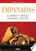libro Empanadas. Al Horno Y Fritas, Saladas Y Dulces